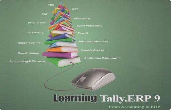 top website for self learning tally erp 9 by video